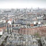 Arkivfoto: København er den niendedyreste by i verden. Det viser en opgørelse lavet af The Economist, skriver Bloomberg News.