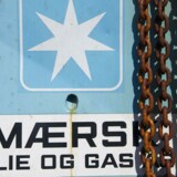ARKIVFOTO 2011 af Mærsk Oliefelt i Nordsøen- - Se RB 9/1 2017 12.29. Maersk Oil skærer i den danske forretning og samler alting i Esbjerg. Det koster 160 danske stillinger, fortæller Maersk Oil, Mærsk-koncernens oliedivision, i en meddelelse. (Foto: CLAUS FISKER/Scanpix 2016)