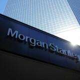 Morgan Stanley får rekordhøj betaling for virksomhedssalg