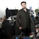 Ulrik Bo Larsen er stifter og direktør af Falcon.io og har netop købt konkurrenten Komfo i jagten på mere vækst.