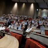 På medicinstudiet på Københavns Universitet er det kun omkring 10 procent af de studerende, der bliver optaget via kvote 2.