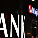 Arbejdernes Landsbank.