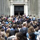 I år er der knapt 91.000 ansøgere til de videregående uddannelser.