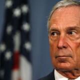 Michael Bloomberg. Arkivfoto.