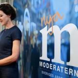 Anna Kinberg Batra har fredag trukket sig som leder af det svenske parti Moderaterne.
