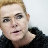 Arkivfoto. Integrationsminister Inger Støjberg kan på ingen måde finde positive tendenser i ny gallupmåling foretaget i landets ghettoområder.