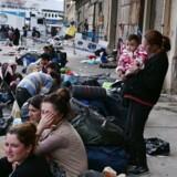 Danmark kan ikke tvinges til at tage imod syriske flygtninge, siger DF