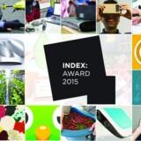 Foto: Index Award 2015 hjemmeside
