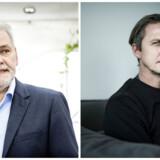 Dennis Kristensen og Lars Nørholt.
