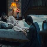 Kim Min-hee og Kim Tae-ri laver indeldende øvelser i Park Chan-wooks Cannes-film: »The Handmaiden«.