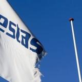ARKIVFOTO 2010 af Vestas flag