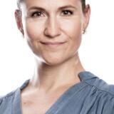 Gertrud Højlund, journalist og klummeskribent