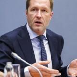 Det internationale pres på lederen af den belgiske region Vallonien, Paul Magnette, er enormt. Arkivfoto.