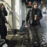 Antallet af hjemløse er steget med otte procent siden 2015. Nogle sover på sofaer, andre overnatter på gaden.