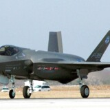 F-35 Joint Strike Fighter Lightning II fra Lockheed Martin