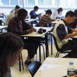 De nationale test bør skrottes, fordi lærerne ikke forstår resultaterne korrekt, er en af konklusionerne i en undersøgelse af brugen af de nationale test, som forskere fra DPU på Aarhus Universitet har foretaget. Arkivfoto. Free/Www.colourbox.com