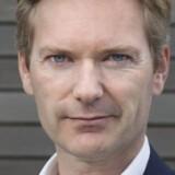 North Medias topchef, Lars Nymann Andersen, fratræder efter eget ønske.