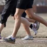 Motion og løb.