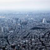Arkivfoto: Syriens hovedstad, Damaskus