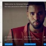 Sådan kommer den redesignede Xbox Music til at tage sig ud under det nye navn Groove, som skal dække bredt i hele Windows-verdenen og lidt til.