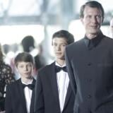 Prins Joachim, prinsesse Marie, Prins Nikolai og Prins Felix.