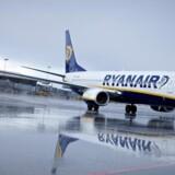 Lavprisselskabet Ryanair har et erklæret mål om at flyve over 200 millioner passagerer årligt i 2024. Free/Pressefoto / Ryanair