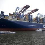 EU-Kommissionen har nu godkendt fusionen mellem de to Maersk Line-konkurrenter CMA CGM og Neptune Orient Lines (NOL). Det oplyser kommissionen i en pressemeddelelse.