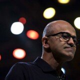 Microsofts topchef, Satya Nadella, ventes at melde endnu en fyringsrunde ud. Arkivfoto: Jim Young, Reuters/Scanpix