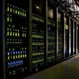 Danmark står i en god position i den megen snak om at sikre virksomhedernes data ved at holde dem i datacentre i Europa og helst Danmark, mener en af de helt store udbydere herhjemme. Arkivfoto: Dennis Lehmann, Scanpix
