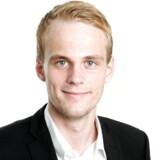 Kasper Kildegaard Sørensen, politisk journalist.