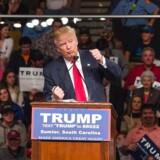 Trump bruger også sit navn som et udsagnsord, så er han mon konservativ eller ej?
