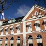 De mest risikable banker i Danmark betaler fem gange mere i finansieringsomkostninger end de velpolstrede. Det er en historisk stor forskel.