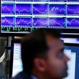Dollar svækkes af svage kinesiske data. Arkivfoto: New York Stock Exchange.