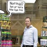Adm. direktør i butikskæden Normal, Torben Mouritsen.
