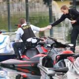 Billede fra weekends dødsulykke i Københavns havn.