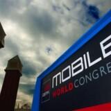 Verdens største mobilmesse holdes i disse dage i Barcelona - og verden bliver ikke den samme bagefter. Foto: Josep Largo, AFP/Scanpix