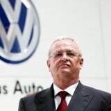 Volkswagens topchef Martin Winterkorn