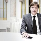 Lars Boilesen, topchef for den norske softwareproducent Opera siden 2010, står nu for at få kinesiske ejere. Arkivfoto: Sophia Juliane Lydolph