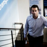 Marek Slacik forlader Telenor i Danmark, som han siden september 2012 har stået i spidsen for, og begynder som markedsdirektør i det større Telenor Sverige. Arkivfoto: Jeppe Bjørn Vejlø, Scanpix