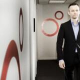 Michael Seifert, direktør for SiteCore. ARKIVFOTO.