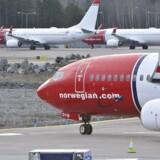Norwegian har stor vækst i passagerantallet på sine oversøiske ruter, men har hidtil kun haft en midlertidig tilladelse til sine transatlantiske flyvinger.
