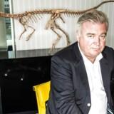 Saxo Bank grundlæggeren, Lars Seier Christensen, efterlyser en personlig træner.