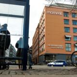 Akademikernes A-kasse Ved Vesterport i København. A-kassens bestyrelse har meddelt,at man fyrer vicedirektøren, som gjorde opmærksom på muligt misbrug af a-kassens midler.