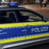 Tysk politi siger, at en mand med vilje styrede sin bil ind i en gruppe fodgængere i byen Bottrop i det vestlige Tyskland. Fire blev kvæstet ved episoden, der skete kort efter midnat nytårsaften. (Arkivfoto) Peter Steffen/Ritzau Scanpix