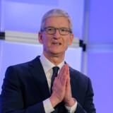Apples topchef Tim Cook har stået i spidsen for selskabet siden 2011 og har i den tid ikke oplevet, at skulle skrue ned for salgsforventningerne...før nu.