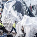 Otte døde og 16 personer blev såret, da IC4-passagertoget blev ramt af den løsrevne lastvognstrailer.