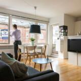 Det er generelt blevet sværere at sælge en ejerlejlighed i København, men ikke hvis den er lille. Nye tal fra Finans Danmark viser, at der er et underudbud af små ejerlejligheder. Arkivfoto: Simon Skipper/Ritzau Scanpix