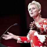 Lizette Risgaard, formand for FH, forsøger at kopiere Anders Fogh Rasmussens skattestop med et ulighedsstop og en ulighedskommission. Arkivfoto: Henning Bagger/Ritzau Scanpix