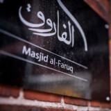 På Heimdalsgade 39 i København ligger Masjid al-Faruq, landets eneste Hizb ut-Tahrir-moské. Her prædikede imamen Monzer Abdullah 31. marts 2017 om jøder, som han efterfølgende er blevet tiltalt for trusler mod.