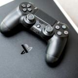 Playstation 4 fotograferet torsdag den 26. juli 2018